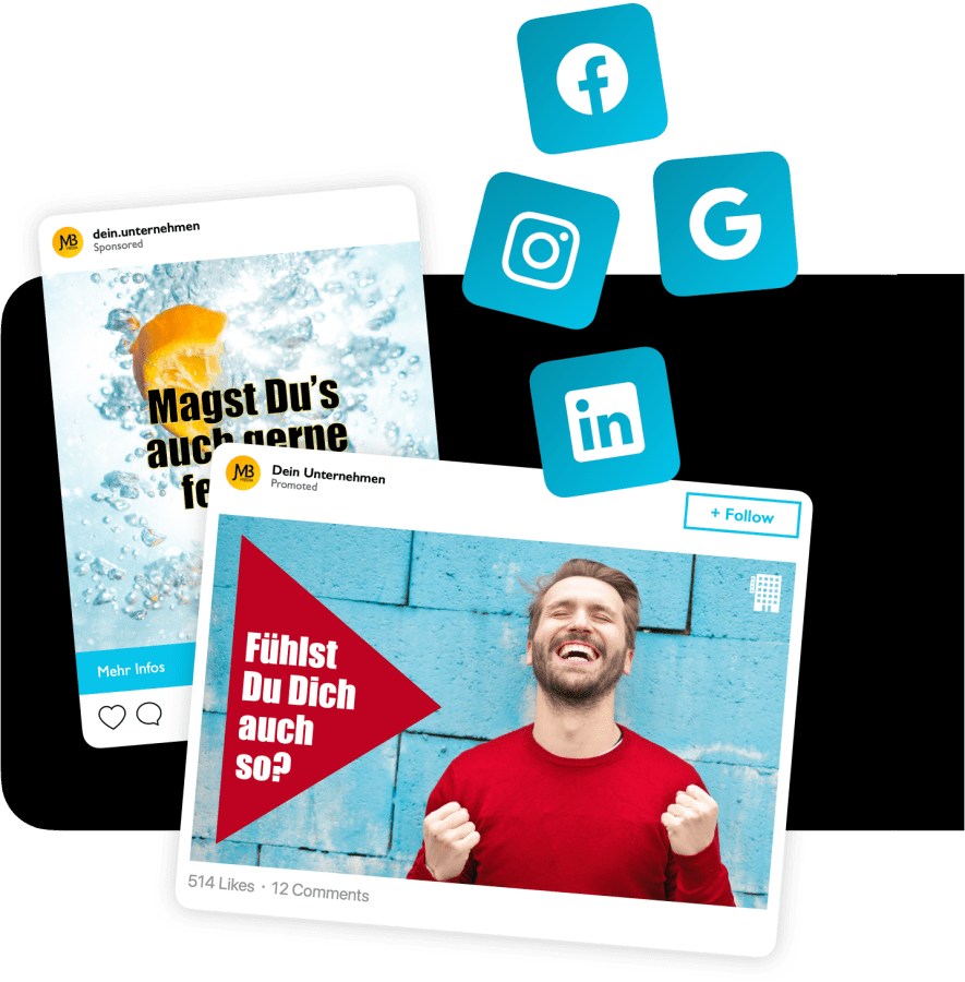 Onlinewerbung, Online Advertising und Retargeting