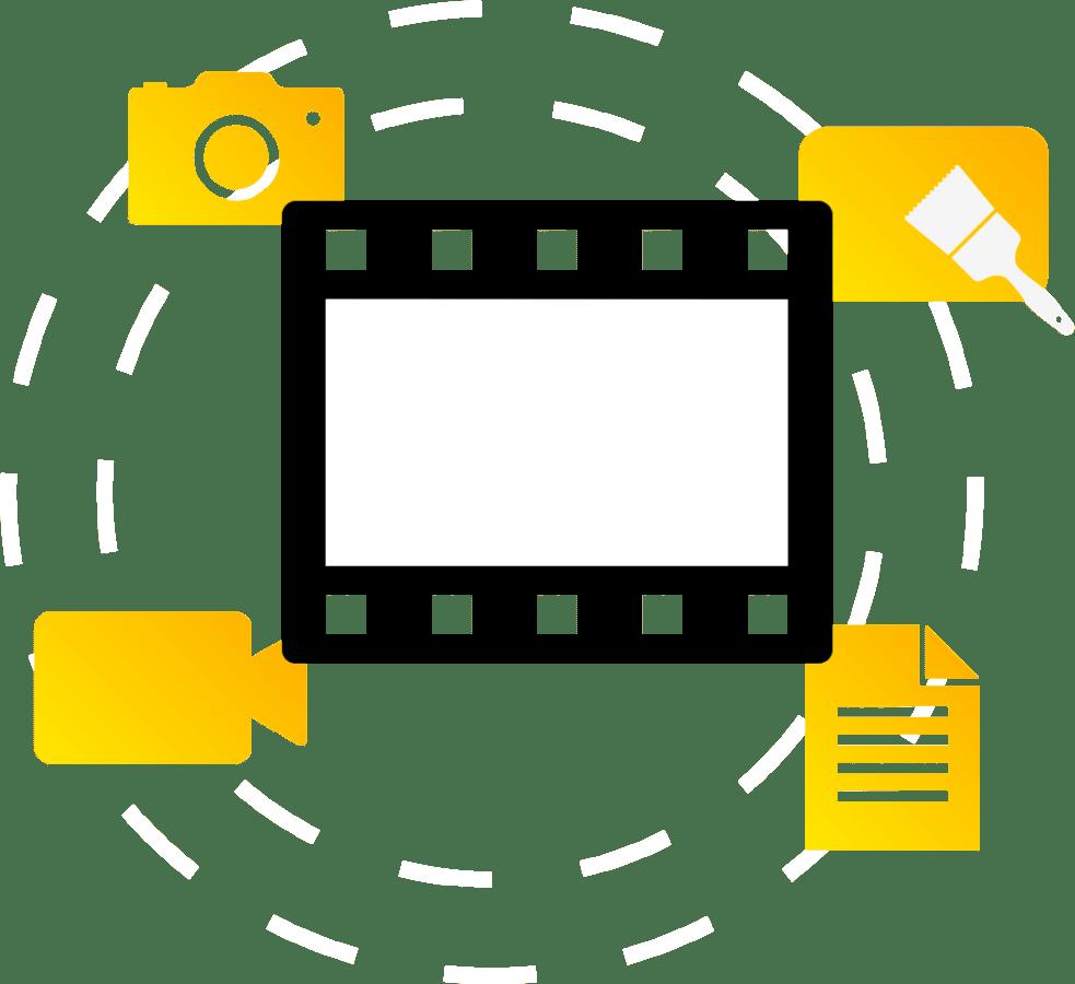Content Production für Deinen Webauftritt